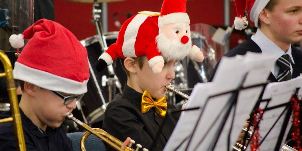 Kerstconcert Opleidingsorkest